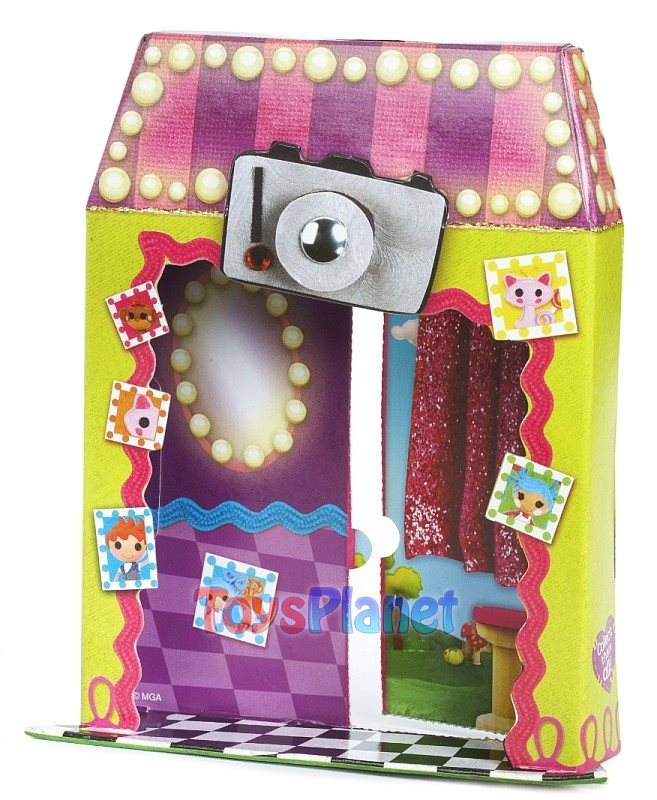 Lalaloopsy mini lalka domek jewel sparkles 4377188541 for Lalaloopsy jewel sparkle coloring pages