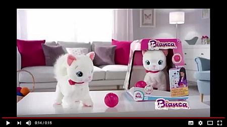 Imc Interaktywny Kotek Bianca Reaguje Na Głos Tv 1800232986 Sklep